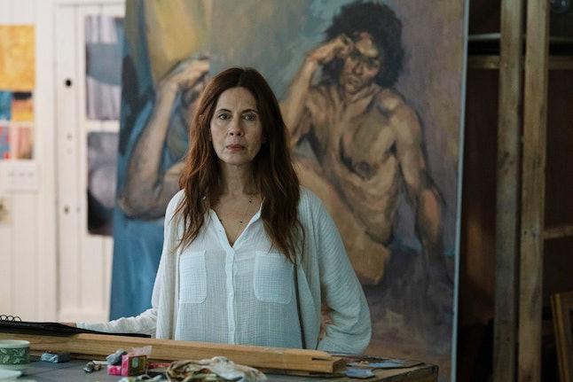 Jessica Hecht as Sonya Lazar in The Sinner