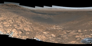 NASA's Curiosity just took the highest resolution panorama of Mars to date