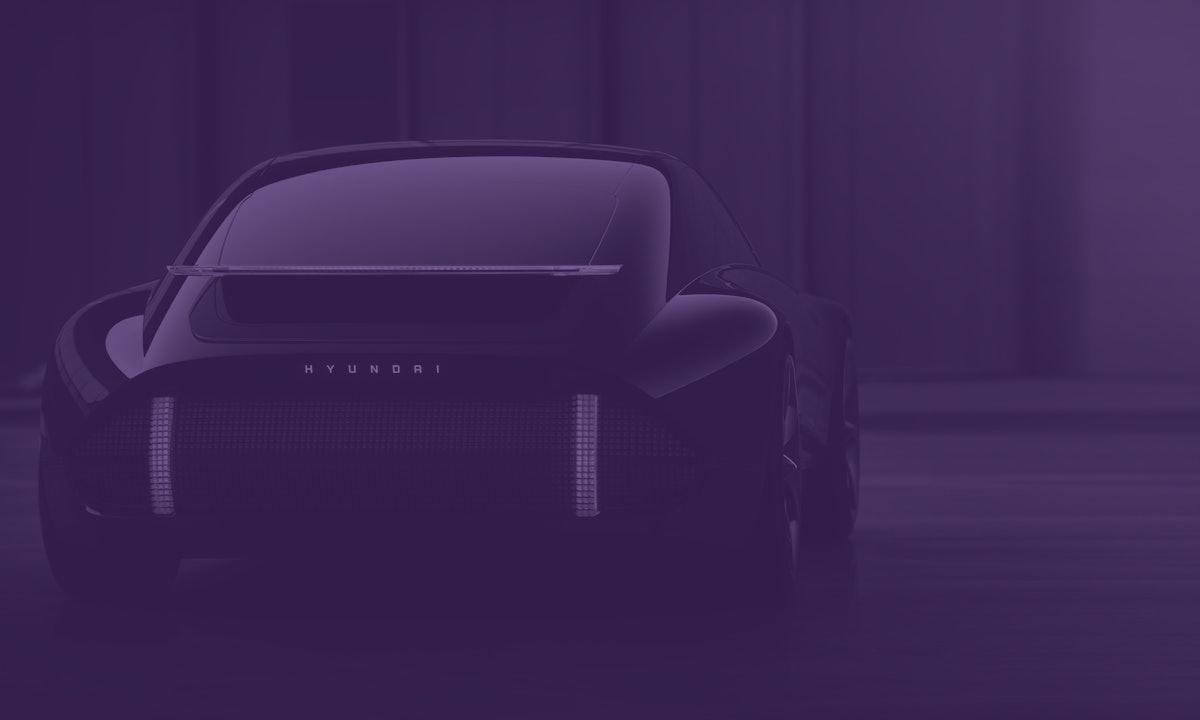 Hyundai's Prophecy concept EV looks like a Tesla if Elon Musk had good taste