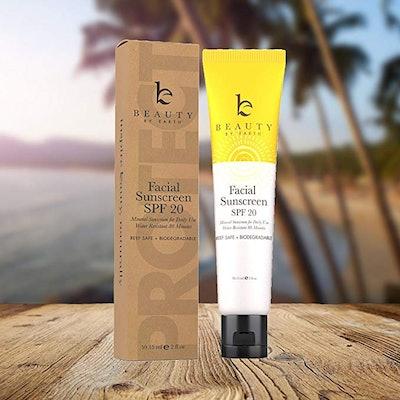 Beauty by Earth Face Sunscreen SPF 20