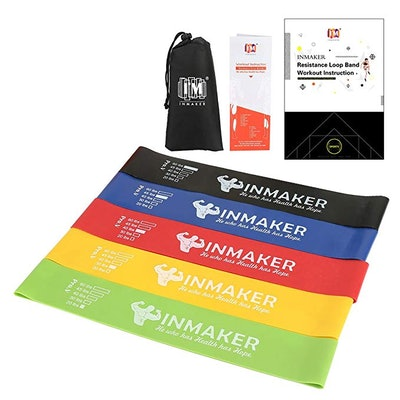 Inmaker Resistance Workout Bands