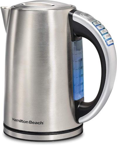 Hamilton Beach Variable Temperature 1.7 Liter Kettle