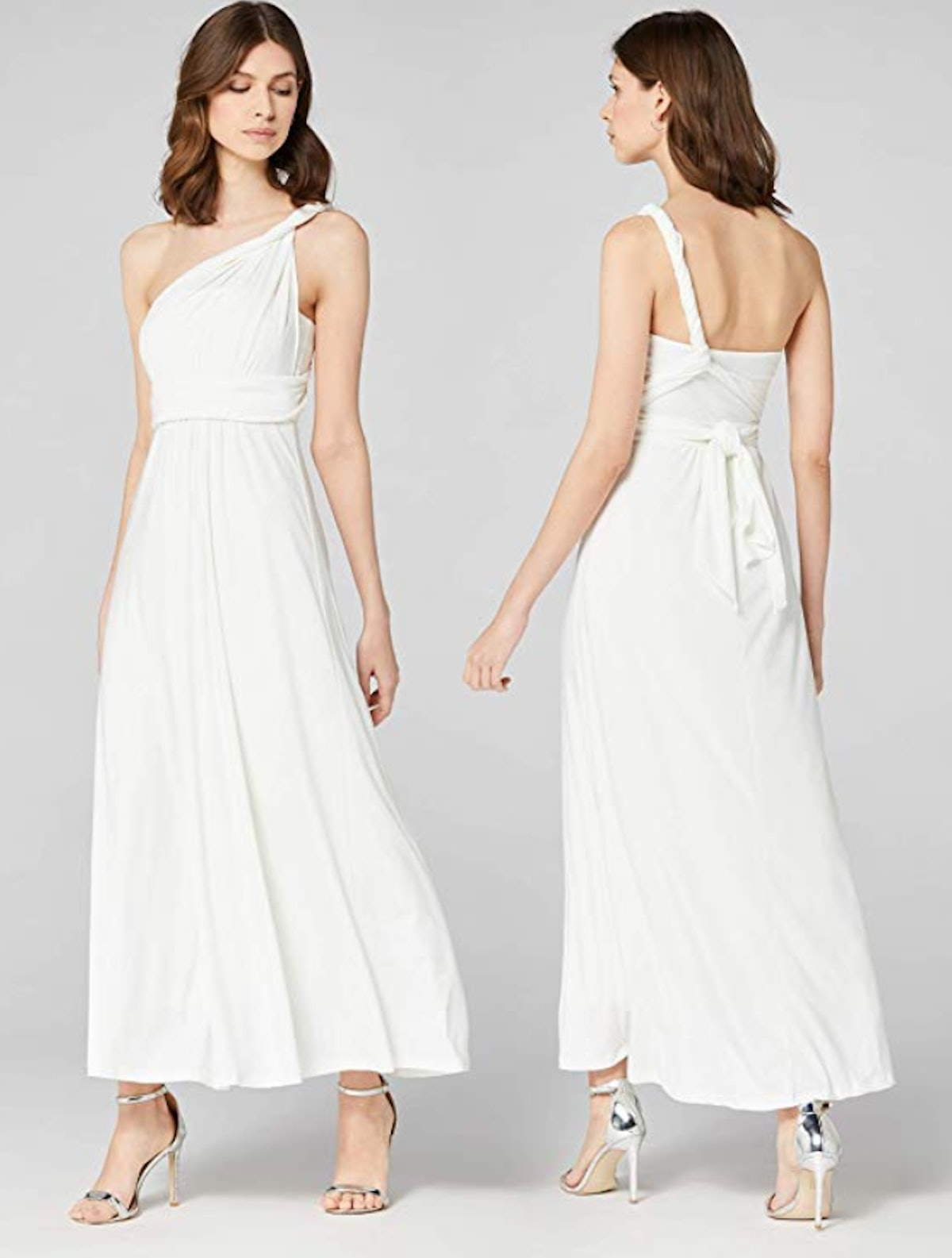 Truth & Fable Women's Multiway Maxi Dress