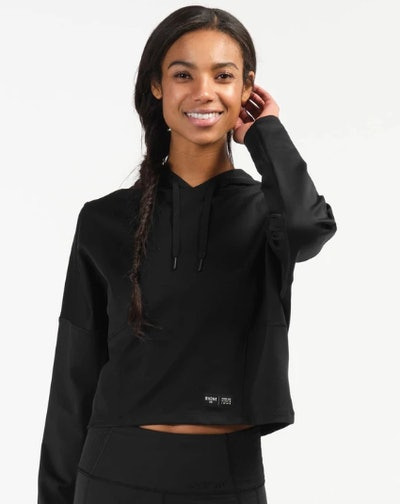 Women's Sublime Cropped Hoodie