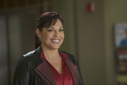 Callie left 'Grey's Anatomy' at the end of Season 12