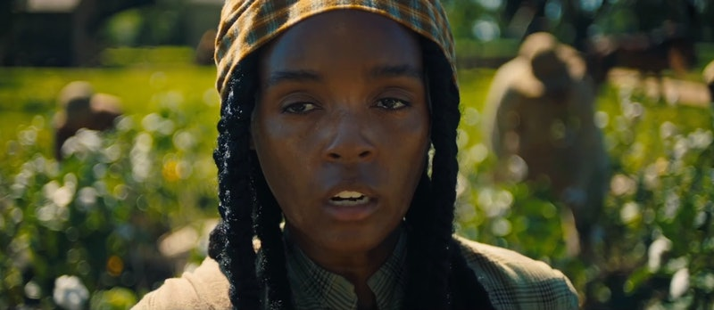 Janelle Monae stars in 'Antebellum'