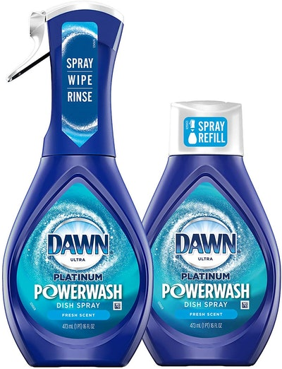 Dawn Platinum Powerwash Dish Spray Starter Kit