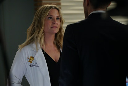 Arizona left 'Grey's Anatomy' in the Season 14 finale