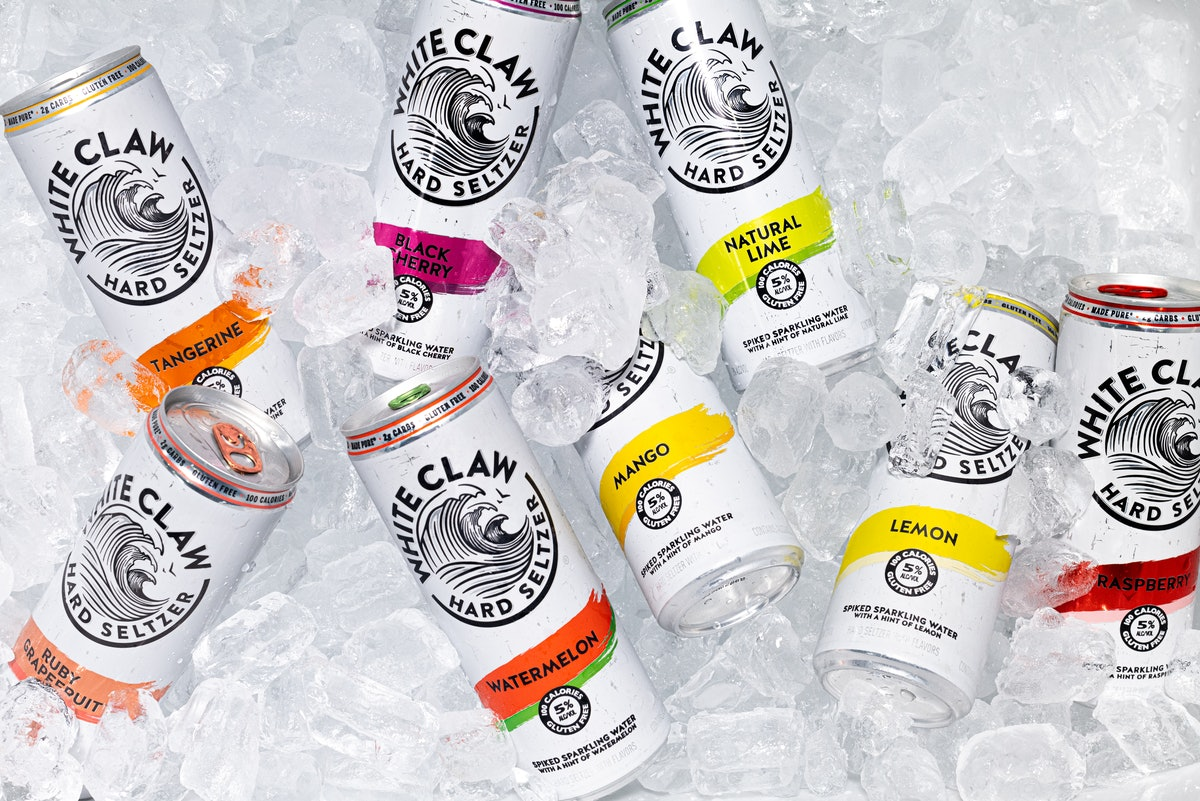 These new White Claw flavors for 2020 sound so refreshing.