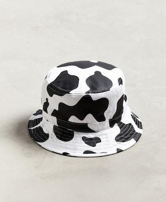 Patterned Bucket Hat