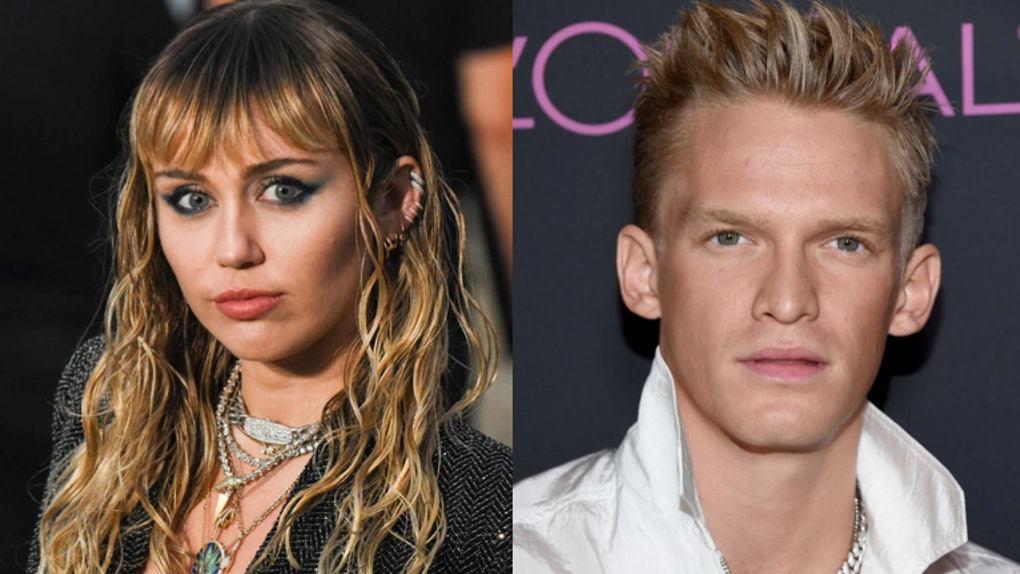 Miley Cyrus Cody Simpson S Matching Tattoos Have A Secret Meaning