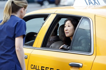 Cristina left 'Grey's Anatomy' in the Season 10 finale