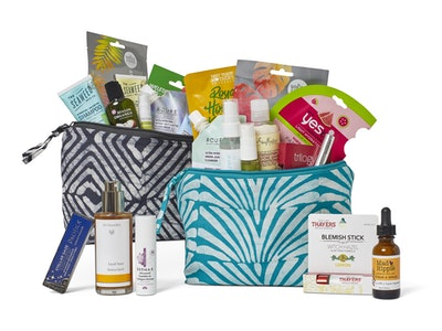 whole foods beauty bags, whole foods beauty week 2020