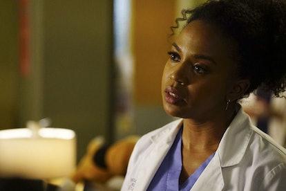 Stephanie left 'Grey's Anatomy' in Season 13