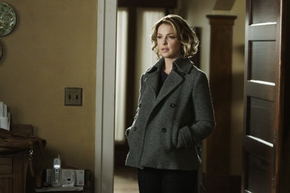 Izzie left 'Grey's Anatomy' after Alex refused to take her back