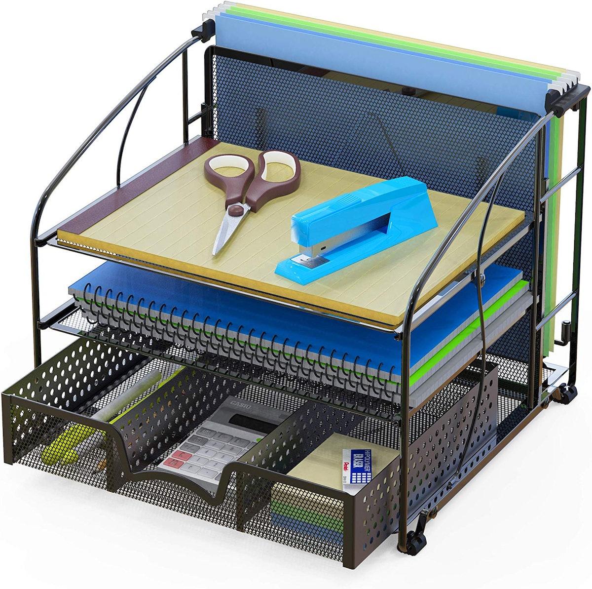 SimpleHouseware Desk Organizer