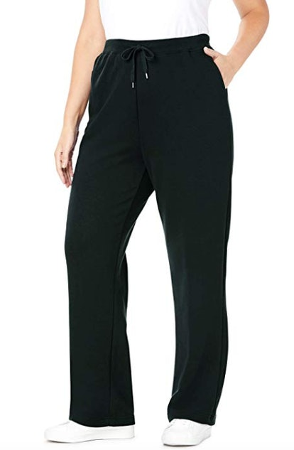 Woman Within Plus Size Better Fleece Sweatpant