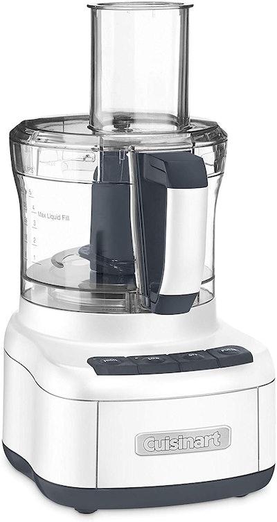 Cuisinart FP-8 Elemental 8-Cup Food Processor
