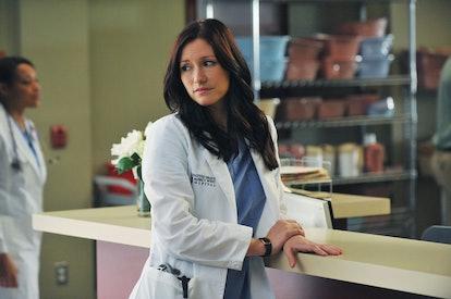 Lexie died in the 'Grey's Anatomy' Season 8 plane crash
