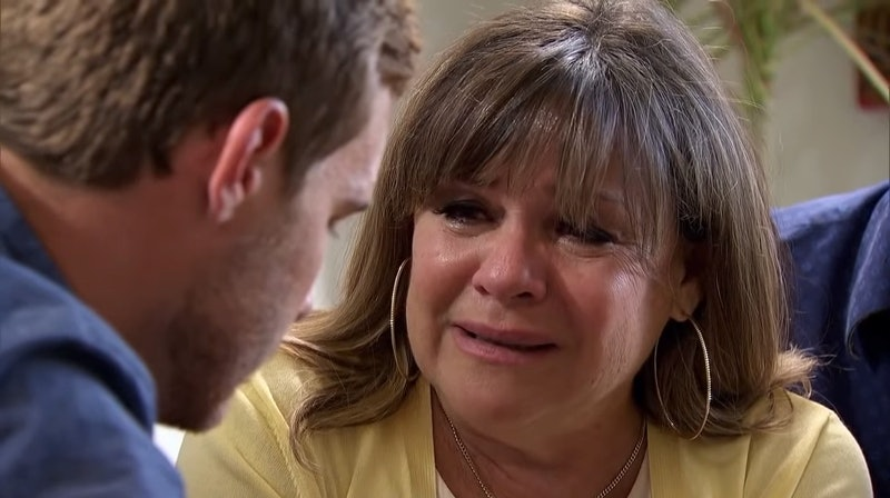 Peter's mom Barb in The Bachelor
