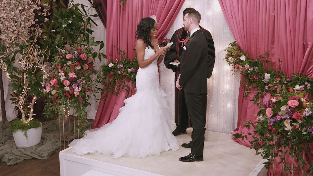 Are Love Is Blind weddings legally binding? It turns out they're totally legit.