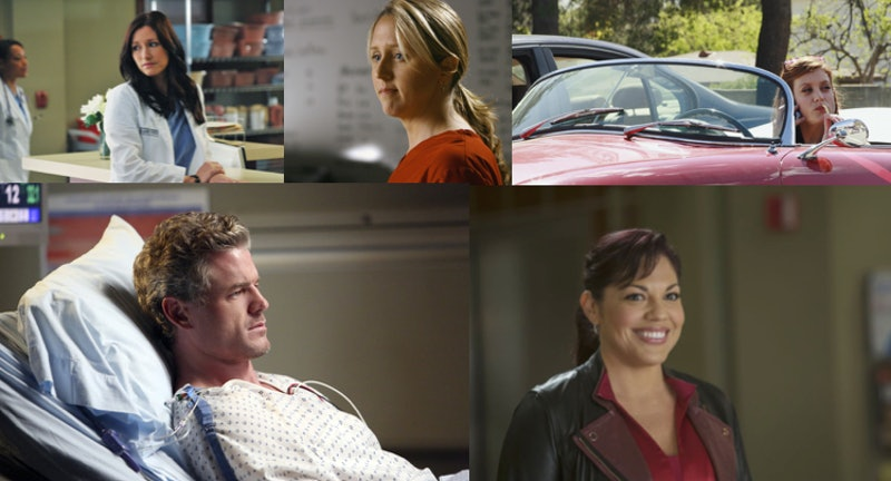 18 'Grey's Anatomy' Character Exits & Deaths, From Burke To Karev