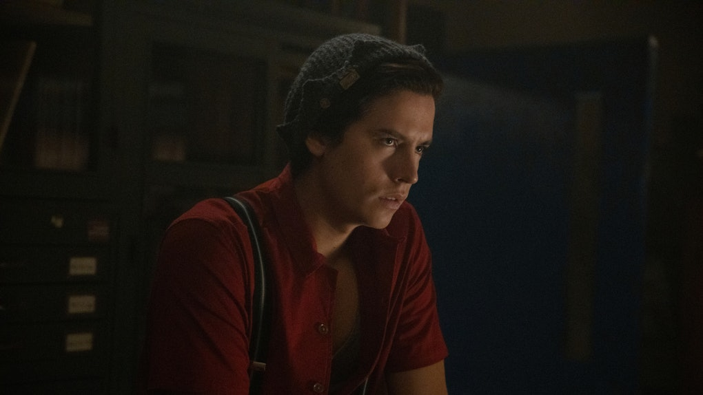 Jughead on 'Riverdale'