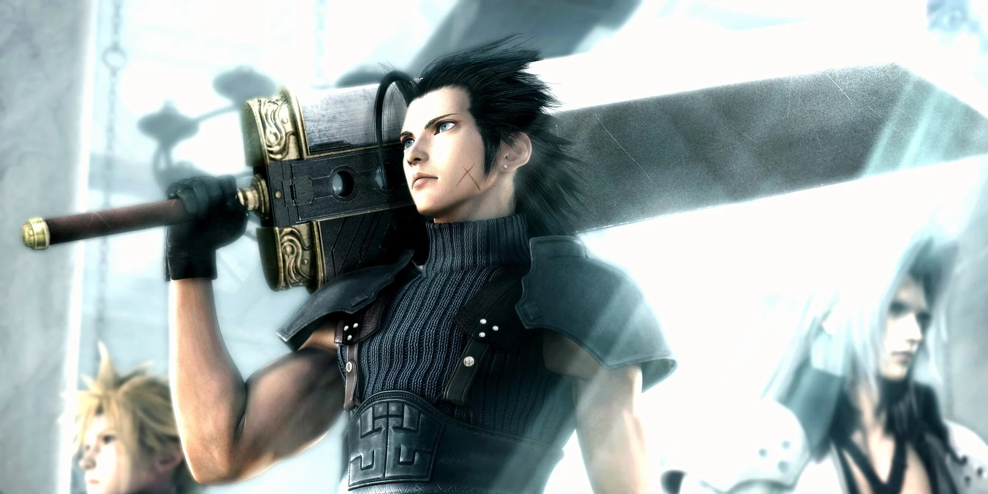 Ff7 Remake Spoilers Will Zack Fair And Crisis Core Story