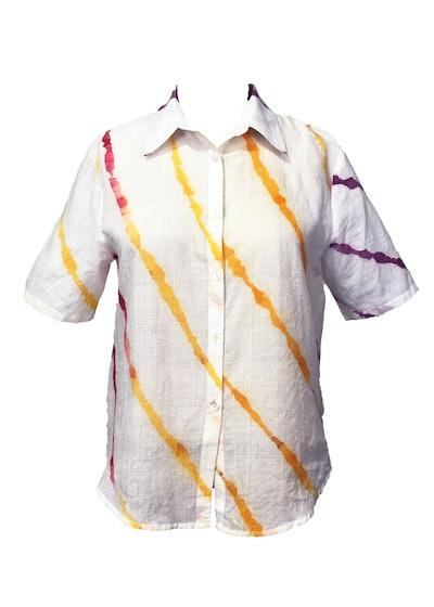 Button-Down Shirt — Leheriya Lines