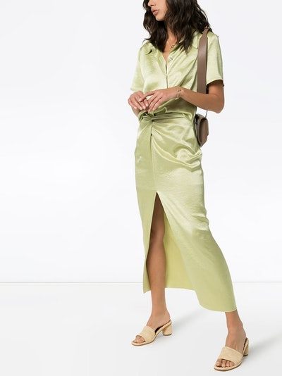 Samara Slit Skirt