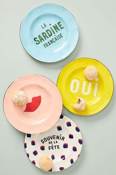 Clare V. for Anthropologie Maisonette Dessert Plate