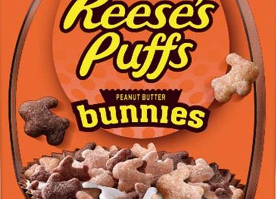 Reese's Puffs Peanut Butter Bunnies cereal is coming back this March.