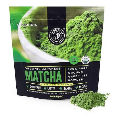 Jade Leaf Matcha Green Tea Powder (1 Oz.)