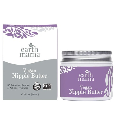 Earth Mama Vegan Nipple Butter Breastfeeding Cream