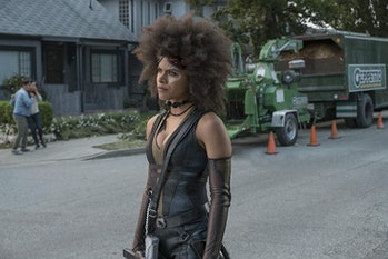 Deadpool Zazie Beetz Domino
