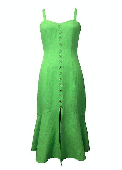 Sheesha Dress Verde Loro