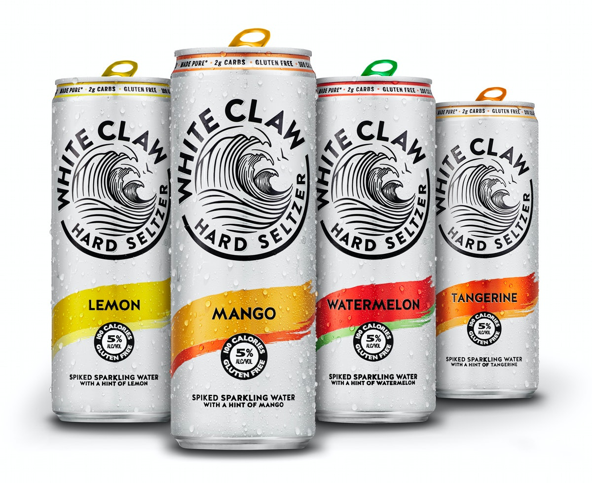 Here's where to get the new White Claw flavors for 2020 for a taste of summer in a can.