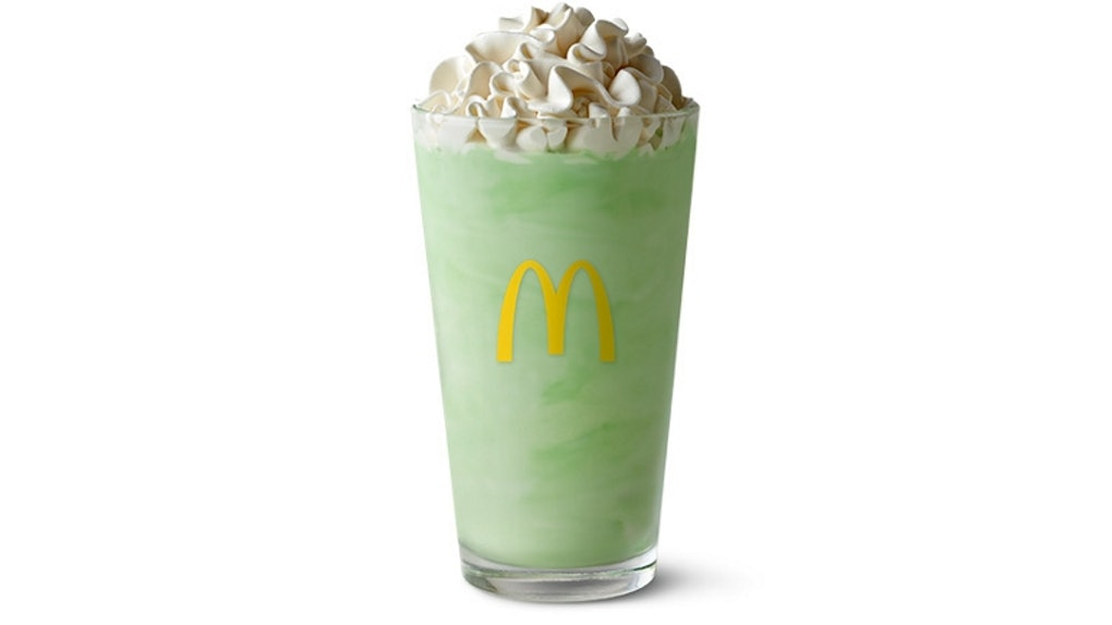 These tweets about the Shamrock Shake are too funny.