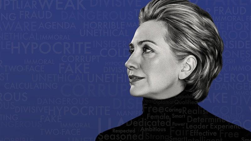 Hillary Clinton from Hulu's 'Hilary' docuseries.