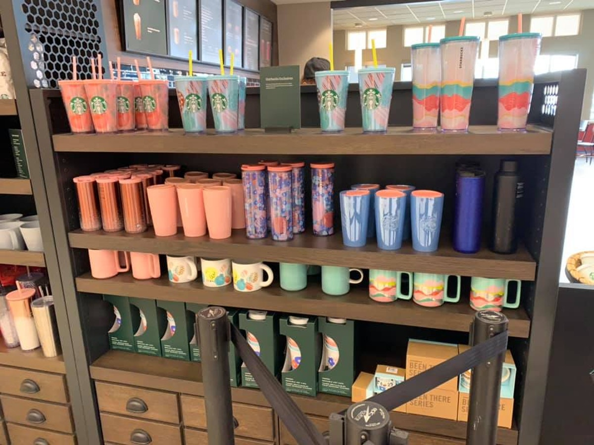 Here's where to buy Starbucks' spring 2020 cold cups and tumblers.