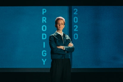 'Prodigy' Quibi Megan Rapinoe