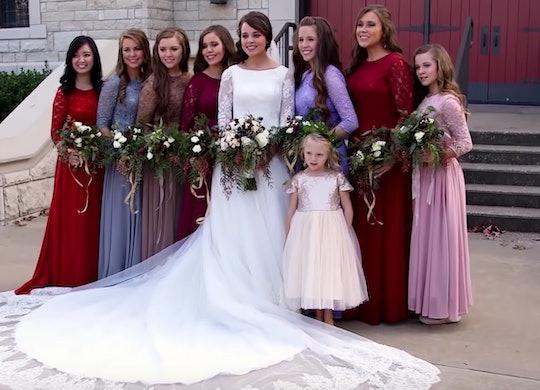 20 Duggar Family Wedding Photos That Capture Their Special Days