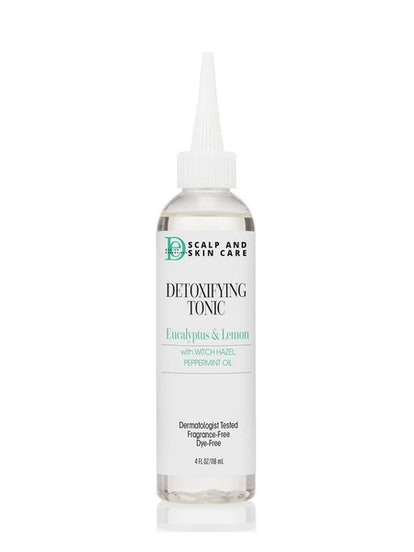 Design Essentials Scalp & Skin Care Detoxifying Tonic
