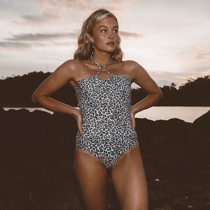 The Caroline One-Piece Swimsuit