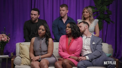 Here are all the looks from the Love Is Blind reunion.