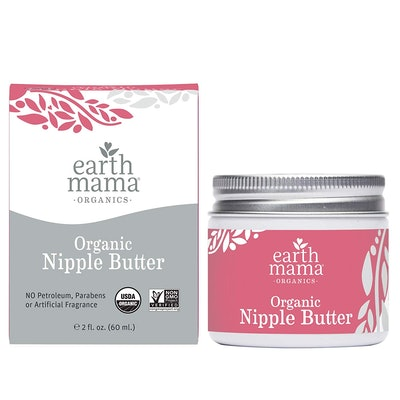 Earth Mama Organic Nipple Butter Breastfeeding Cream