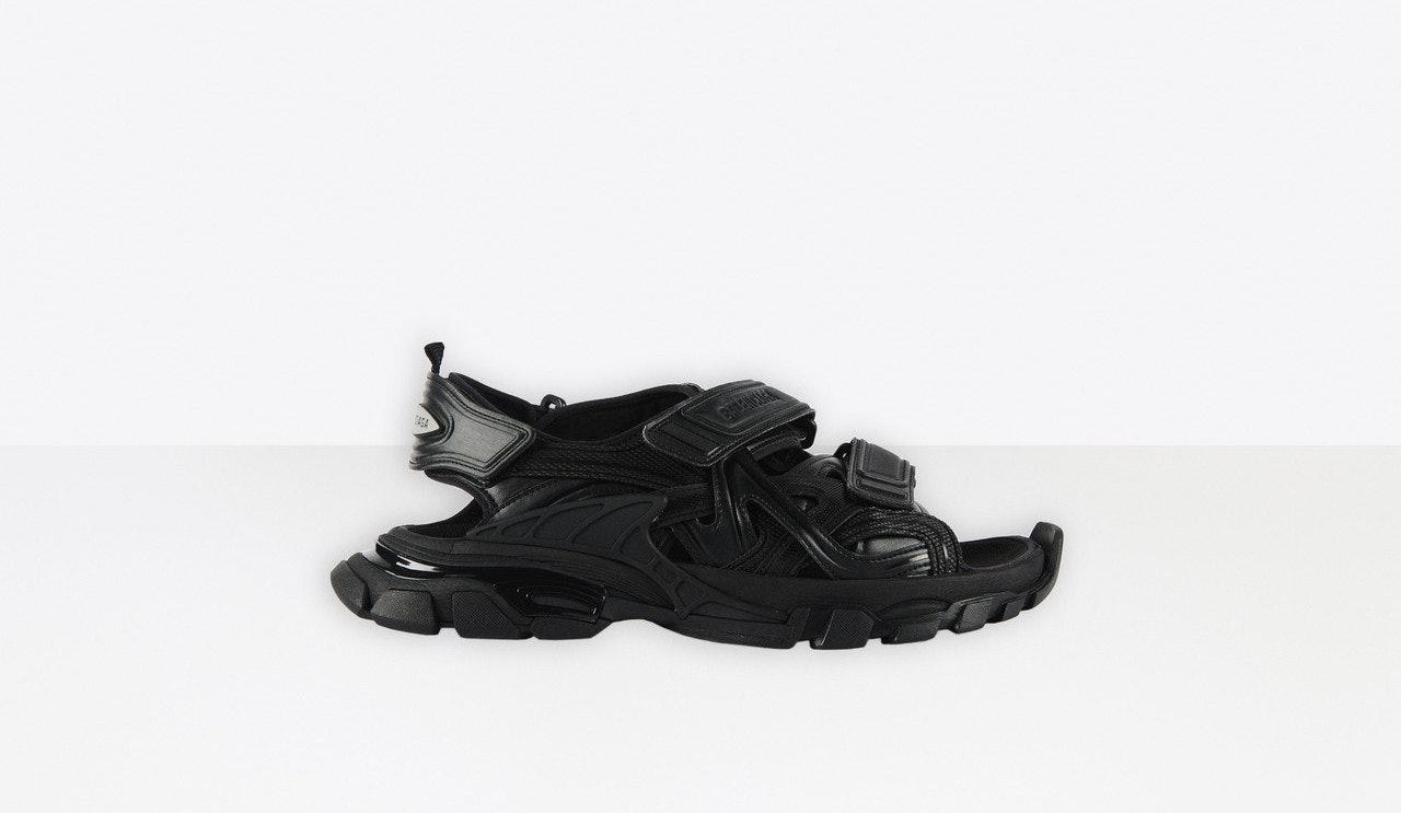 Balenciaga has the chunky sandals you