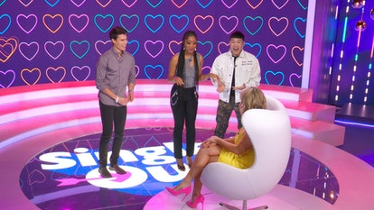 Keke Palmer in 'Singled Out' Quibi