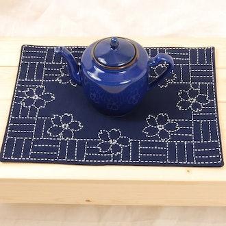 Sashiko Embroidery Kit