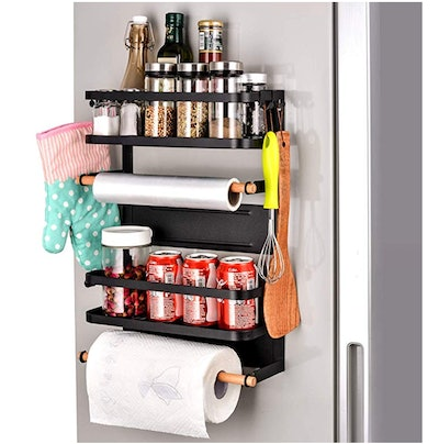Sunix Kitchen Rack Fridge Magnetic Organizer